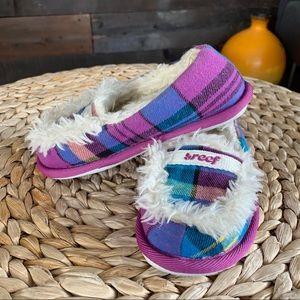 Reef Little Girl's Slippers